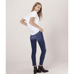 Rag & Bone Capri Ankle Skinny Jean 28